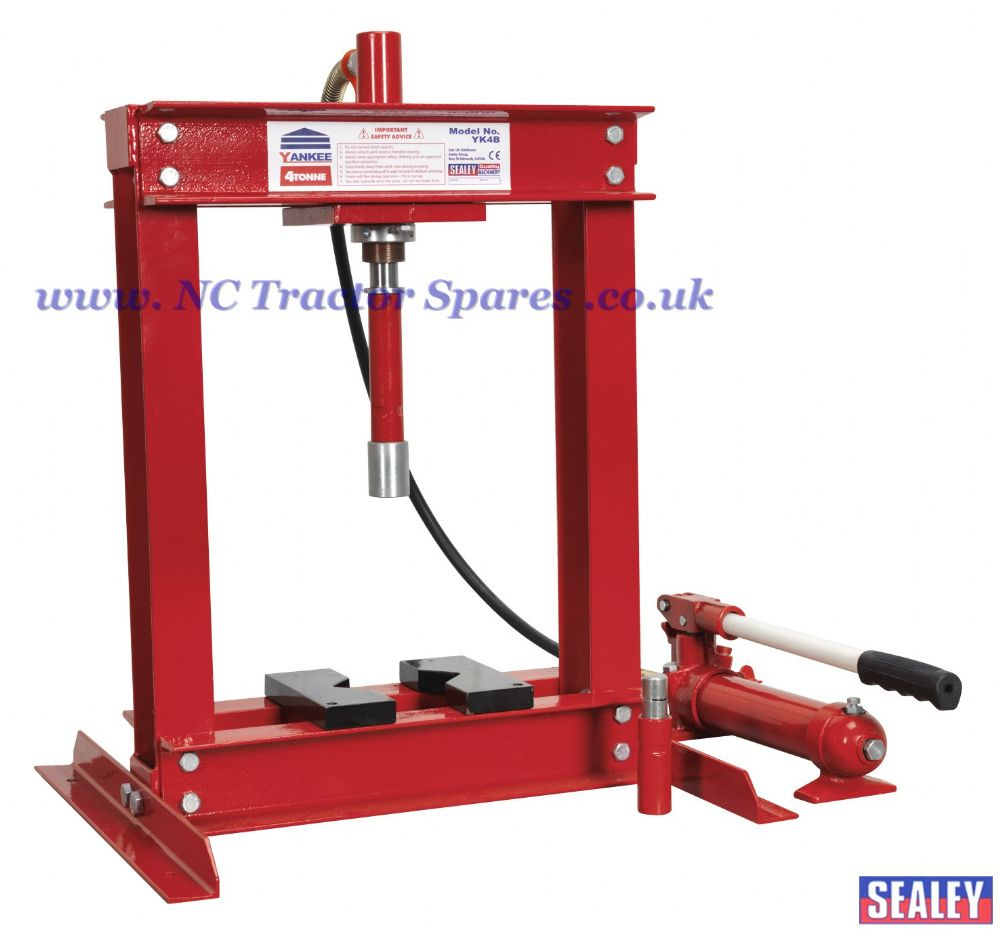 Hydraulic Press 4tonne Bench Type without Gauge